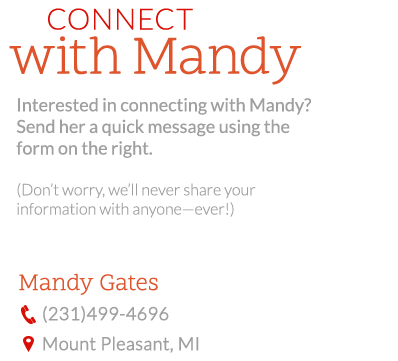 Connect with Mandy